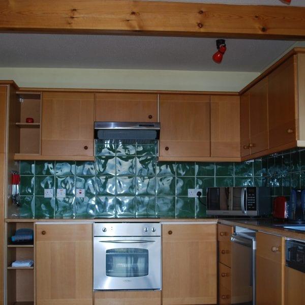 Callachy Cottage Kitchen