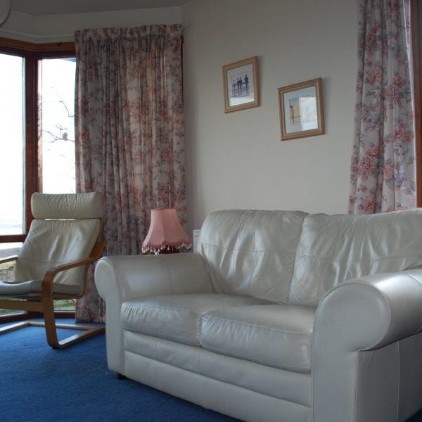Callachy Cottage Lounge