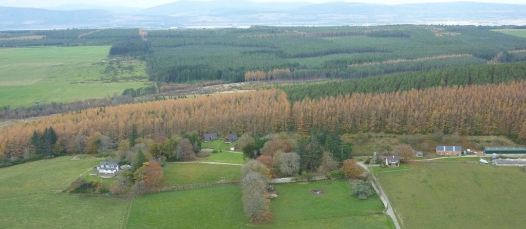 Black Isle Accommodation: Flowerburn Holiday Homes