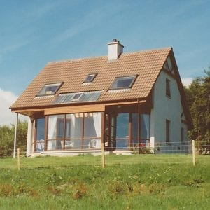 Flowerburn Holiday Homes, Black Isle, Callachy Cottage