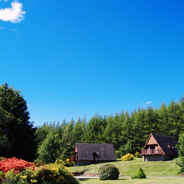 Flowerburn Holiday Homes, Black Isle, Heather & Thistle Lodges